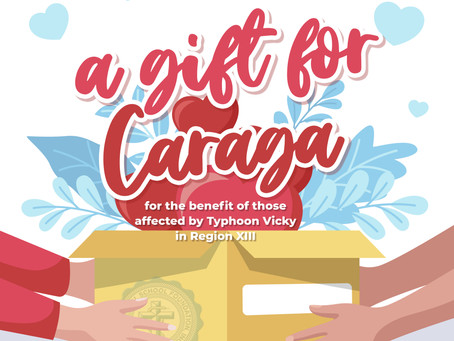 OSA, Student Councils launch Donation Drive for Typhoon Vicky Victims