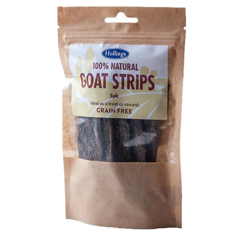Hollings Goat Strips 5 pack