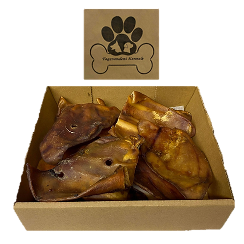Iberian Pigs Ears - 100% Natural Dog Treats