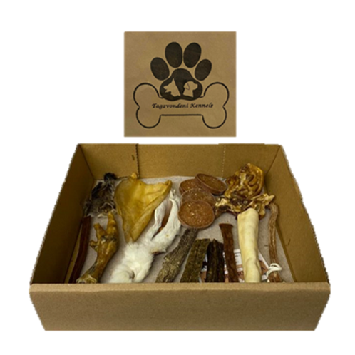 Small Dog Box - 100% Natural Dog Treats