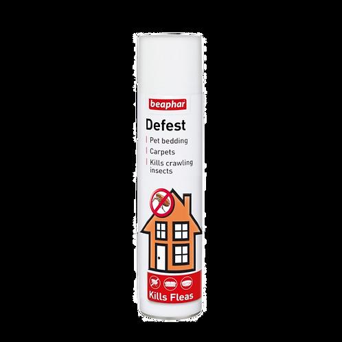 Beaphar Defest Flea Spray 3 Month Protection 400ml