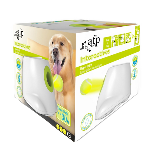 All For Paws Interactives Dog Hyper Fetch Maxi