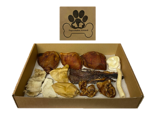 Beef & Pork Box - 100% Natural Dog Treats