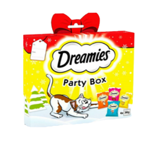 Dreamies Party Box