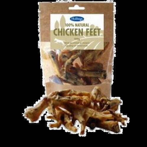 Hollings Chicken Feet 100g
