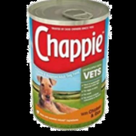 Chappie Chicken & Rice 412g