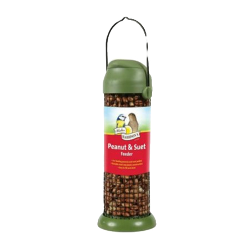 Harrisons Flip Top Peanut & Suet Feeder