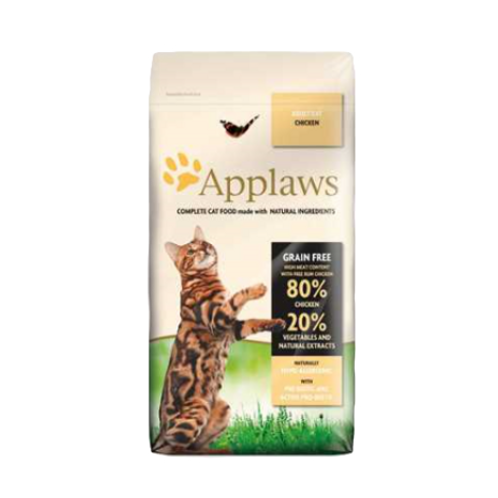 Applaws Natural Complete Adult Cat Chicken 2kg