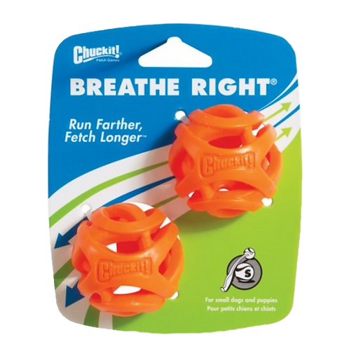 Chuckit! Breathe Right Balls (2 Pack)
