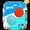 Thumbnail: Chuckit Fetch Ball 2 Pack