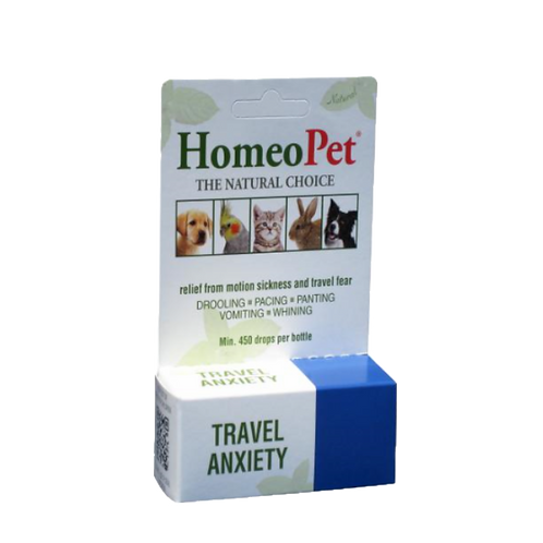 HomeoPet Anxiety Travel 15ml