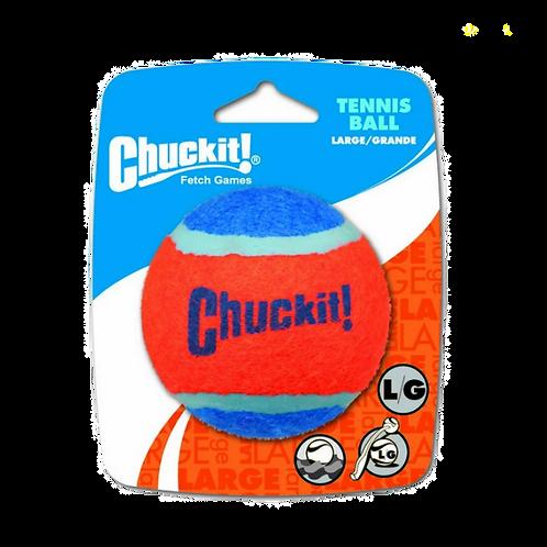 Chuckit Tennis Ball 1 Pack Large 7.3cm