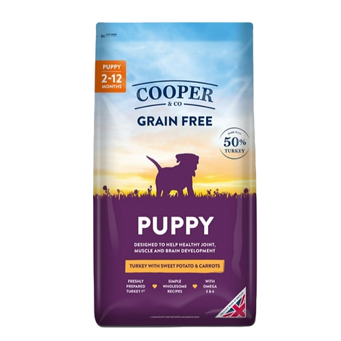 Cooper & Co - Puppy