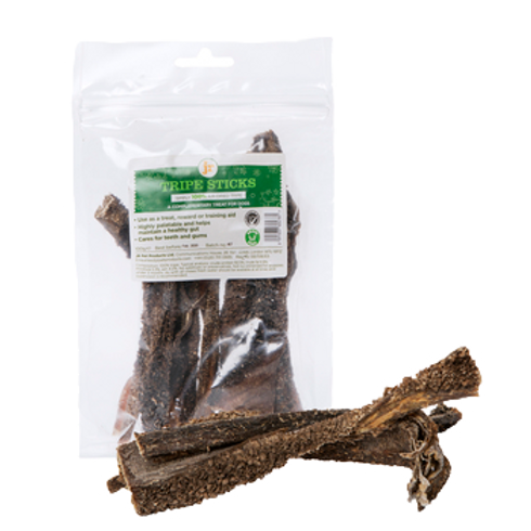 Dried Tripe Sticks 100g
