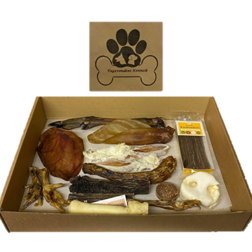 Tag Special Box - 100% Natural Dog Treats