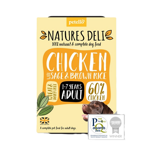 Natures Deli  400g tray