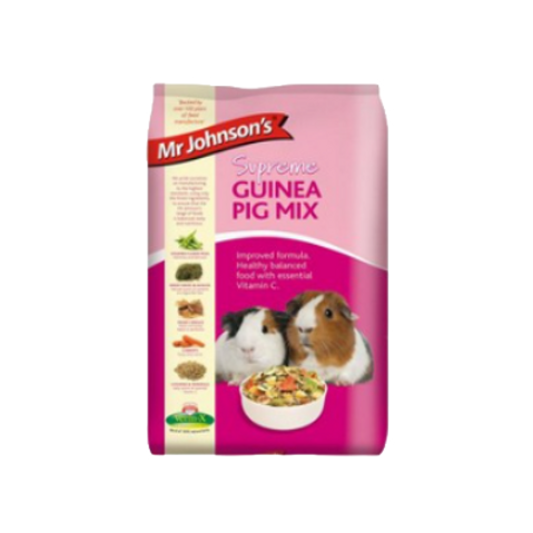 Mr Johnsons Supreme Guinea Pig Mix 2.25kg