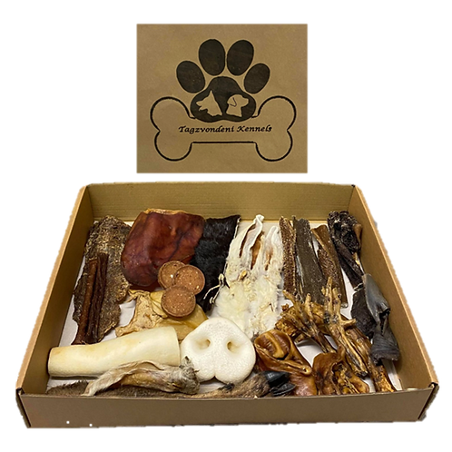 Jumbo Box - 100% Natural Dog Treats