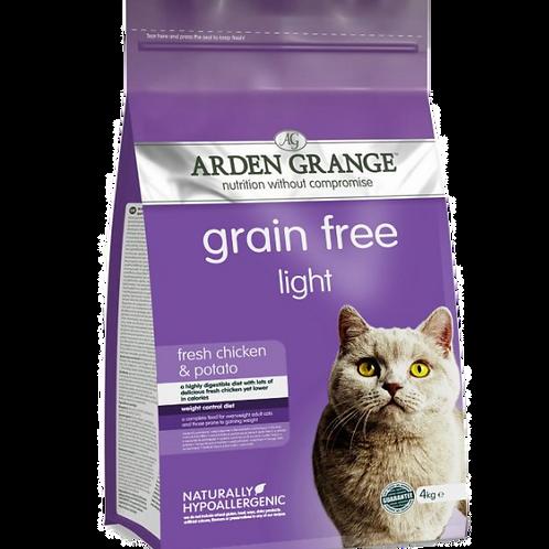 Arden Grange Grain Free Light Cat Food 4kg