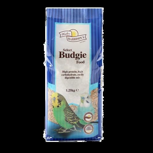 Harrisons Select Budgie Food 1.25kg