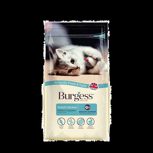 Burgess Kitten Chicken 1.5kg