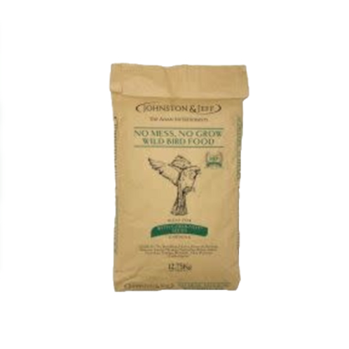 Johnson & Jeff No Mess Bird Seed 12.75kg