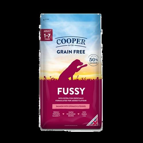 Cooper & Co - Fussy