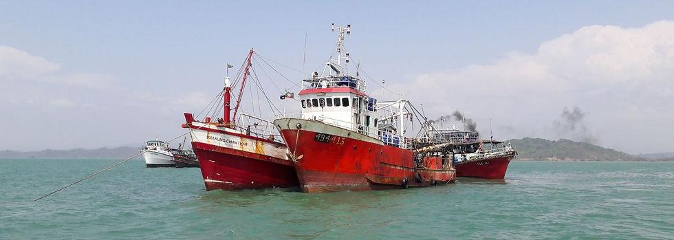 Fishing boat camera monitoring solution_