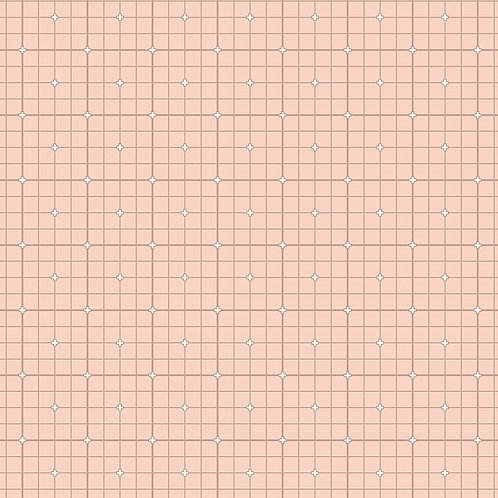 Serenity | Grid in Pink