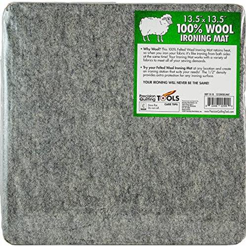 Wool Pressing Mat 13.5 x 13.5