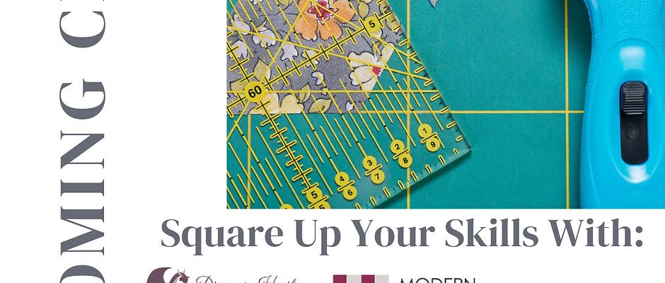 Square Up Your Skills Retreat