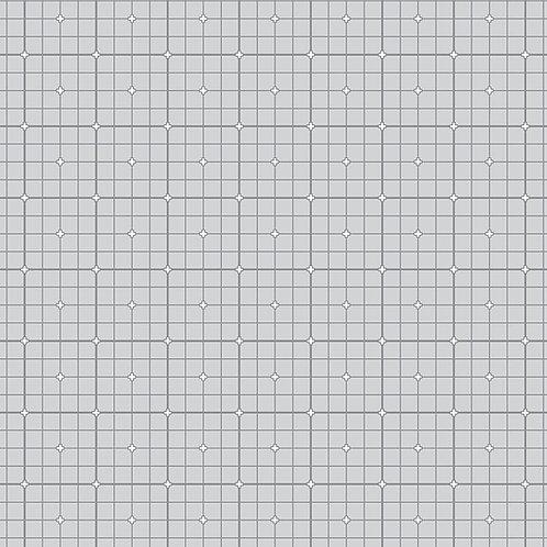 Serenity   Grid in Light Gray