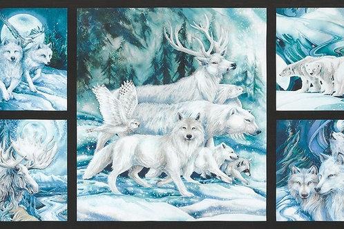 Winter Majesty Panel