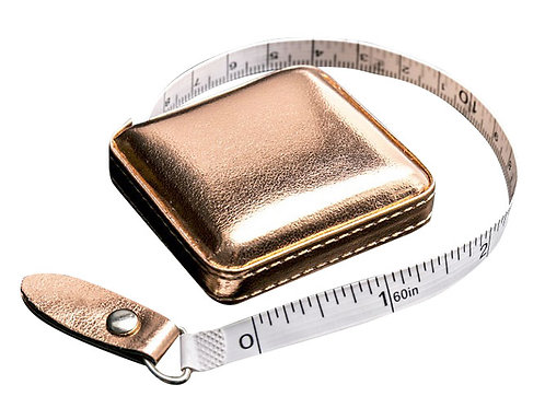 "Rose Gold Tape Measure - 60"""