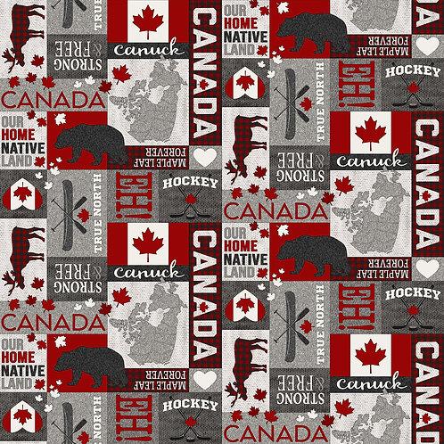 My Canada -Canada Post Card