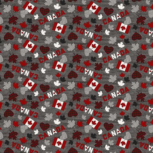 My Canada - Flag Toss