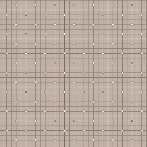 Serenity | Grid in Taupe
