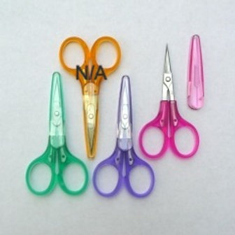 """4"""" Scissors with cap"""