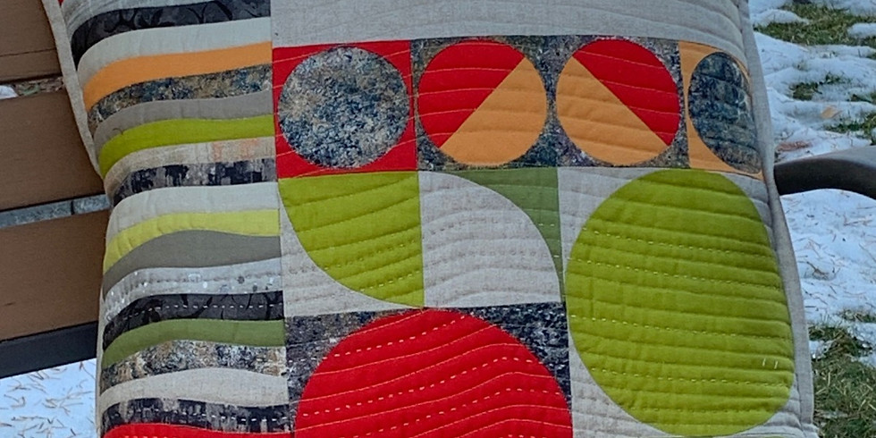 Circle Circles and Gentle Curves with Susan Madu