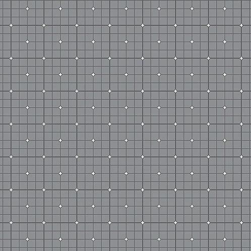Serenity | Grid in Gray