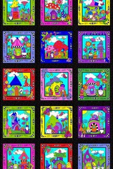 Garden Gnomes Panel