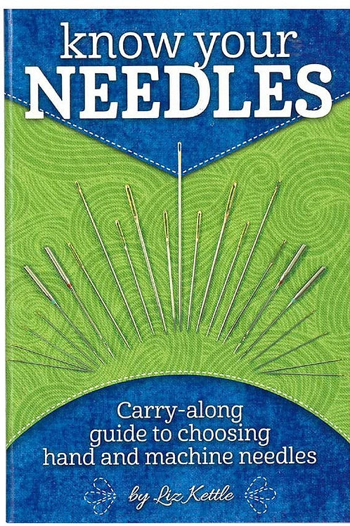 Know Your Needles - A Pocket Guide