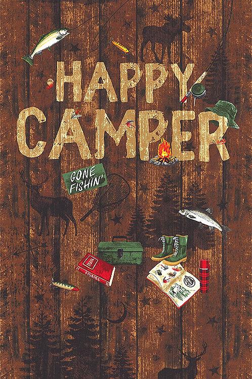 Happy Camper Panel