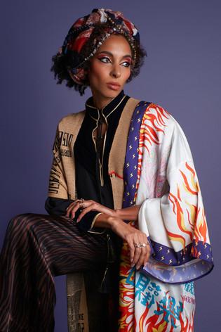 Photographer: Lynn Theisen Stylist: Sofia Tsaprazi Make-up: Elena Baraldo