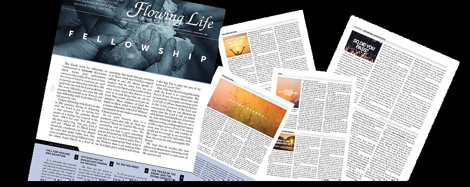 Flowing Life Magazine