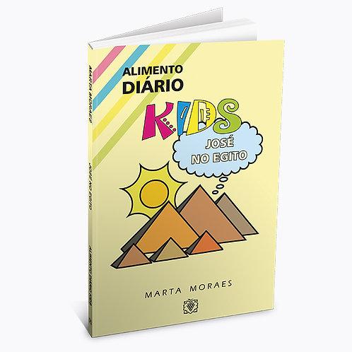 ALIMENTO DIÁRIO KIDS - JOSÉ NO EGITO