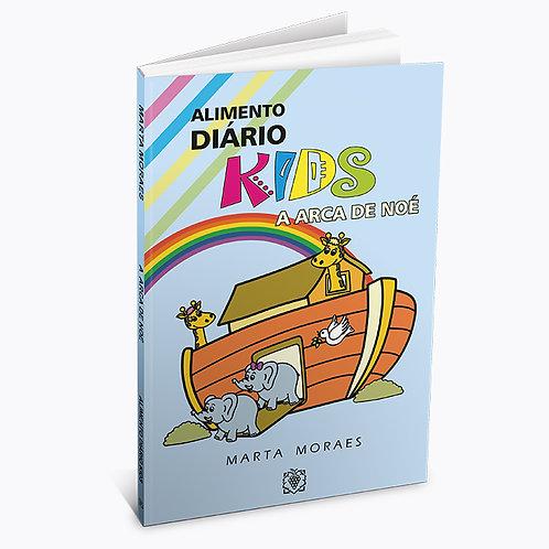 ALIMENTO DIARIO KIDS - A ARCA DE NOÉ
