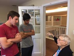 elderly visit 3