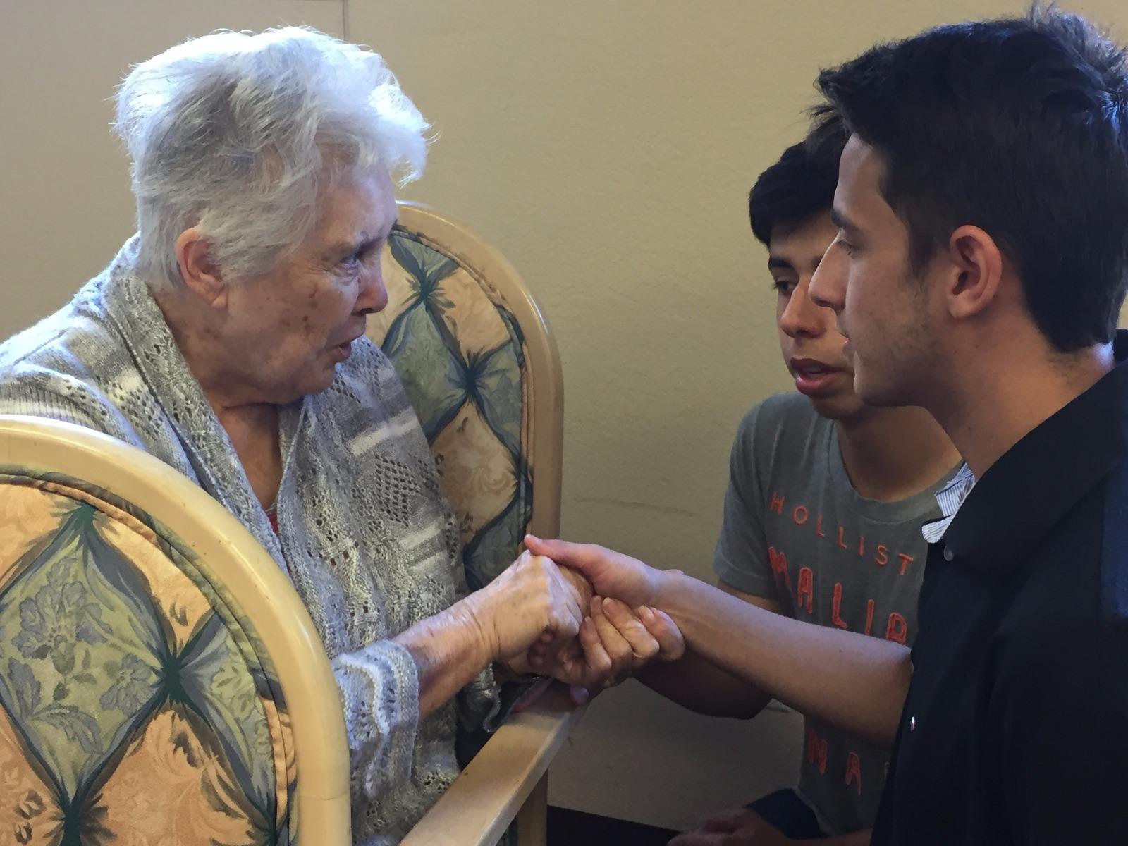 elderly visit 1