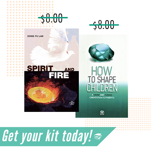 KIT: HOW TO SHAPE CHILDREN / SPIRIT AND FIRE